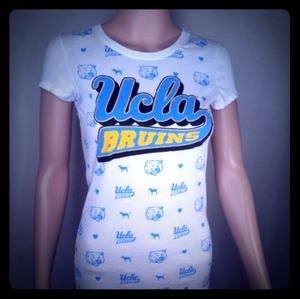 Victorias Secret PINK UCLA Bruins Collab Top Small